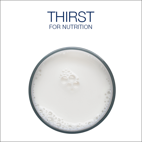Thirst for Nutrition