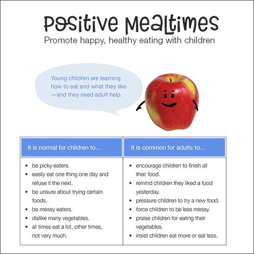 Positive Mealtimes